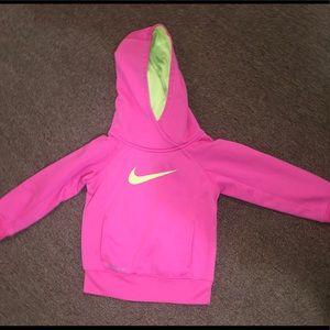 Toddler girls Nike sweatshirt size 3T